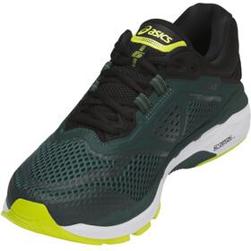 asics GT-2000 6 - Zapatillas running Hombre - verde/negro